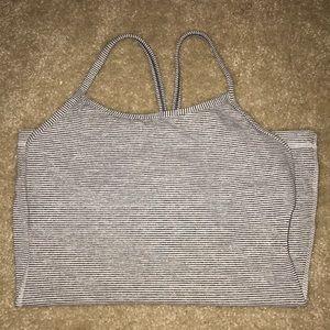 Lululemon tank / workout top
